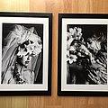 Cradle of Filth original artwork prints ('Principle of Evil Made Flesh', 'Dusk... And Her Embrace') Nigel Wingrove