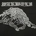 THE TRUE WERWOLF - Never Stop the Madness black shirt