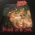 Morbid Angel Blessed Are The Sick T shirt