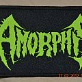 Patch - Amorphis - Logo  patch