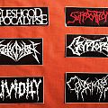 Suffocation - Other Collectable - a few stickers again