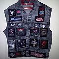 my battle jacket progress so far...