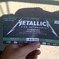 Metallica Ticket Live at JAKARTA 25 August 2013 Other Collectable