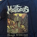 Mortuous - TShirt or Longsleeve - Mortuous - Through Wilderness T-Shirt