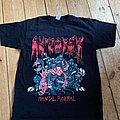 Autopsy - TShirt or Longsleeve - Autopsy - Mental Funeral T-Shirt