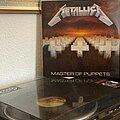 Metallica - Tape / Vinyl / CD / Recording etc - Metallica - Master of Puppets LP