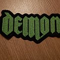 Demon - Patch - nwobhm