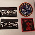 N.W.O.B.H.M. Defender & A Fool In Love Patches