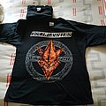 in flames shirts tour 1999
