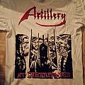 Artillery - By Inheritance shirt custom