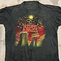 Nuclear Assault Survive album t-shirt