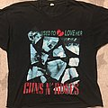 Guns n Roses used to love her official t-shirt