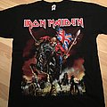 Maiden England 2013 Tour TShirt or Longsleeve