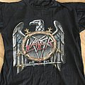 Slayer - European tour 1990