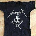 Metallica - TShirt or Longsleeve - Metallica - Europe 1993