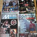 Vintage Metal Mags-Metal Forces-Thrash-Death-SOD-Fanzine Other Collectable