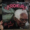 Other Collectable - Krokus Alive & Screamin' '86 original print