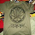 Huntress weed leaf