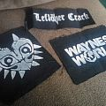 DIY  patches