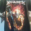 Megadeth TShirt or Longsleeve