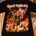 TShirt or Longsleeve - Iron Maiden 2012 tour shirt