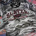 TShirt or Longsleeve - Slayer Vintage camo tour shirt