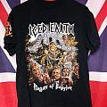 Iced Earth Worldwide Plagues tour 2014 TShirt or Longsleeve