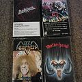 Iron Maiden - Other Collectable - More tapes