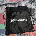Other Collectable - Megadeth bag
