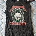 Metallica creeping death vintage shirt