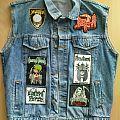 Sacred Reich - Battle Jacket - Battle jacket in progress