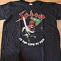 Sodom In Sign of Evil 2014 bootleg shirt!