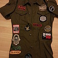 The Devil's Blood - Battle Jacket - Sewn on a Brant Bjork and the Bros jacket