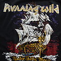 Running Wild - TShirt or Longsleeve - RUNNING WILD Under Jolly Roger 80s Hungarian Boot