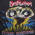 Destruction - TShirt or Longsleeve - DESTRUCTION Eternal Devastation 80s Shirt