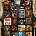 My own Thrash Battle Vest