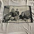 Nirvana Cover Photo Band Shirt