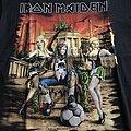 Iron Maiden - TShirt or Longsleeve - Iron Maiden Final Frontier Germany 2011