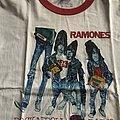 Ringer Ramones Rock n' Roll Radio TShirt or Longsleeve