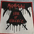 Midnight Shox Of Violence Patches