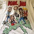 Pearl Jam World Jam Europe 1992 TShirt or Longsleeve