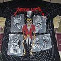 Metallica - TShirt or Longsleeve - Sale Metallica