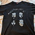 Metallica Black Album tour 1991-1992 shirt