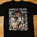 Napalm Death European Tour 1992