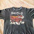sacrifice torment in fire shirt