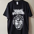 "Anaal Nathrakh ""Between Shit and Piss We Are Born"" Tshirt"