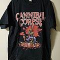 "Cannibal Corpse ""Frantic Disembowelment"" TShirt or Longsleeve"