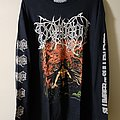 "Demigod ""Slumber of Sullen Eyes"" Long Sleeve XL"