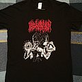 Blood Incantation - Starspawn Tshirt European Tour 17