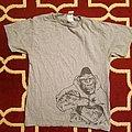 Gorilla Biscuits - 2006 Tour shirt
